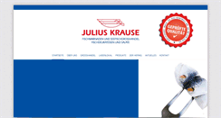 Preview of julius-krause.de